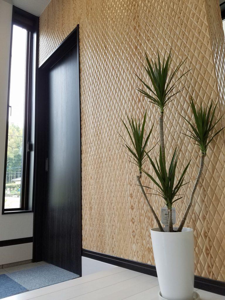 デザイン 壁板