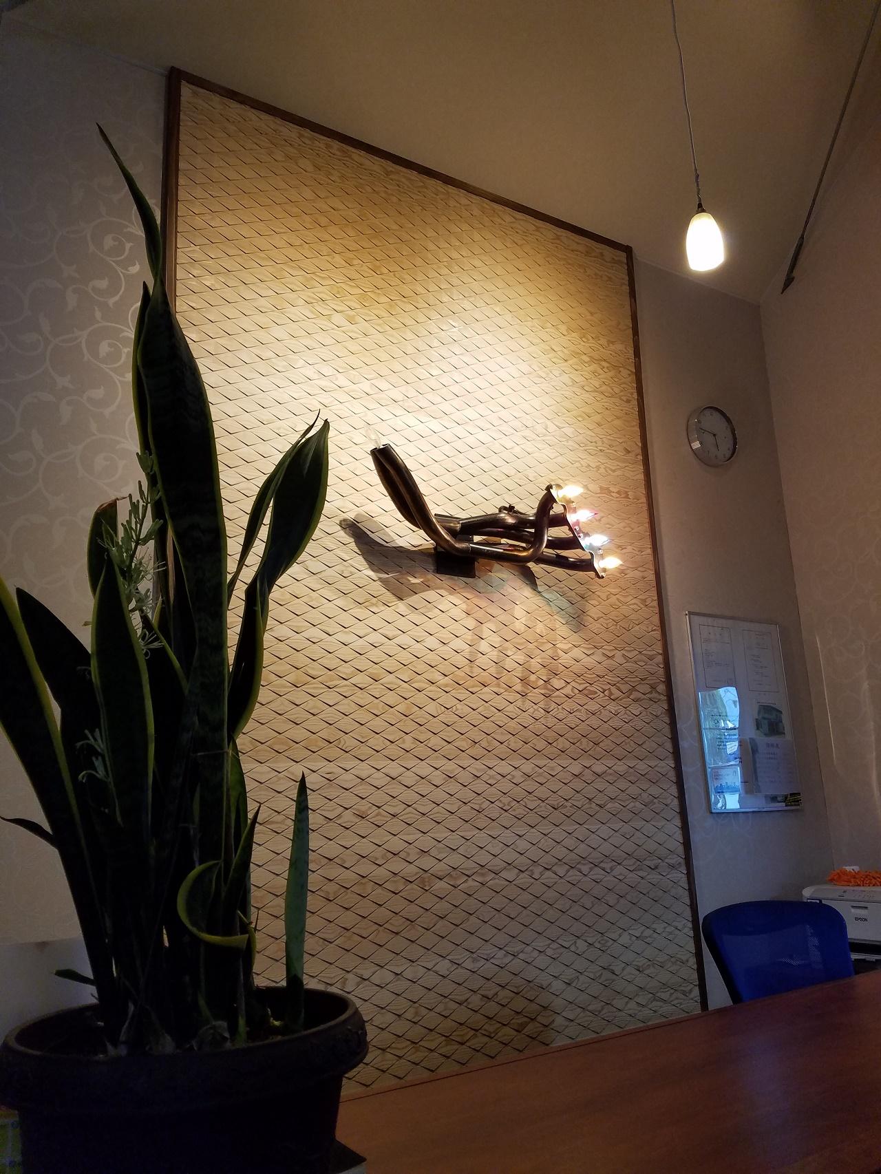 eデザイン(イーデザイン)壁板施工例